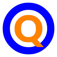 2018 Campaign Q Logo (gray background)_burned